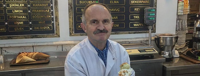 Roko Dondurma is one of Orte, die Gurme gefallen.