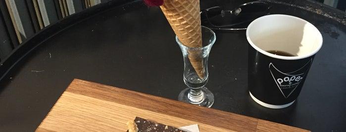 Paper Roasting Coffee & Chocolate is one of Posti che sono piaciuti a Gurme.