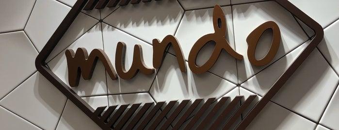 Mundo is one of Gurme 님이 좋아한 장소.