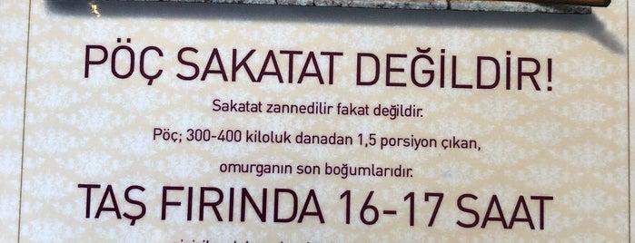 Bağdat Pöç Tandır is one of Tempat yang Disukai Gurme.