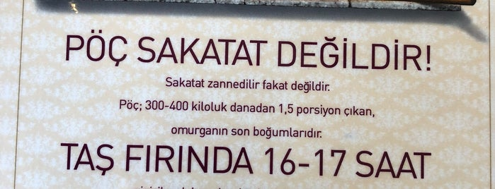 Bağdat Pöç Tandır is one of Posti che sono piaciuti a Gurme.