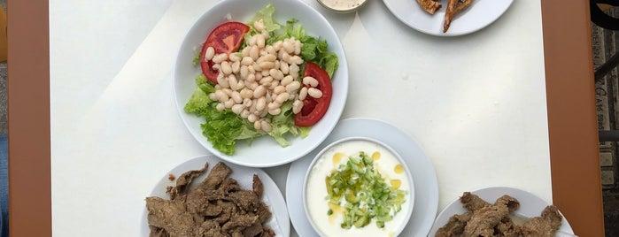 Meşhur Edirne Tava Ciğeri Remzi Usta is one of Posti che sono piaciuti a Gurme.
