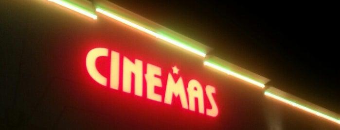 Regency Tropicana Cinemas is one of Julie 님이 저장한 장소.