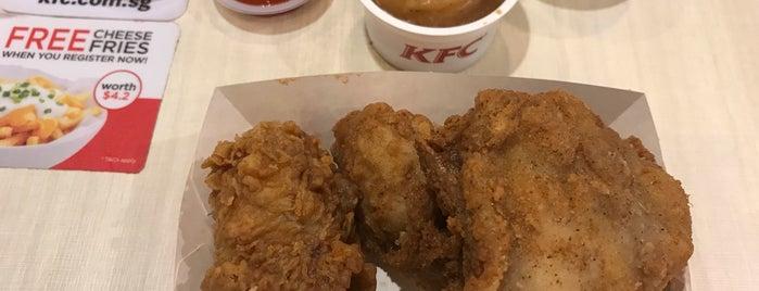 KFC is one of Ianさんのお気に入りスポット.