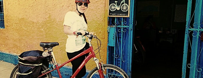 Bike Tours of Lima is one of Perú.