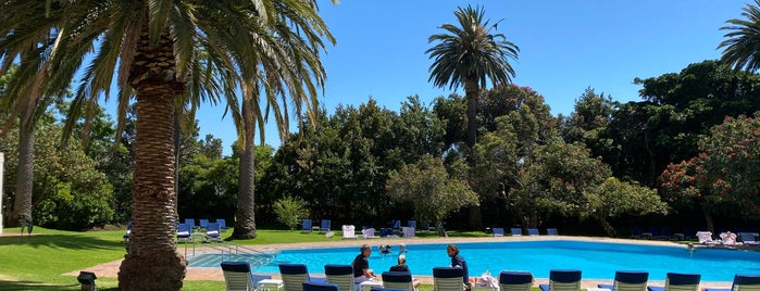 Mount Nelson Swimming Pool is one of Locais curtidos por Aptraveler.