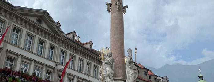 Annasäule (St. Anne's Column) is one of Locais curtidos por Carl.