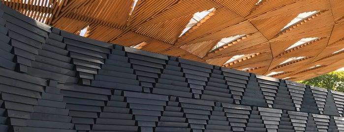 Serpentine Pavilion 2017 is one of Orte, die Paul gefallen.