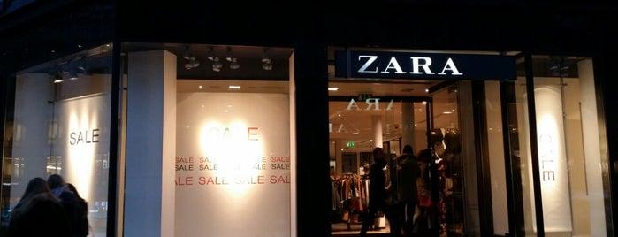 Zara is one of Lugares guardados de h w ø ø w.