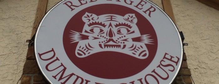 Red Tiger Dumpling is one of Posti salvati di Rachel.