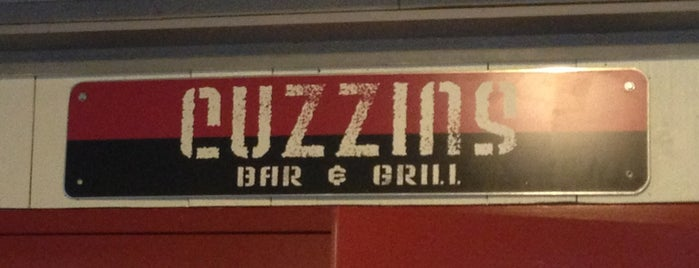 Cuzzin's Bar & Grill is one of Ski trips.