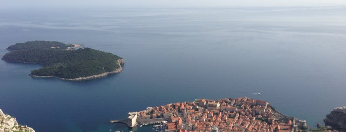 Panorama is one of Dubrovnik.