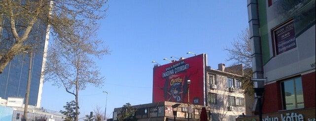 Etiler is one of Istanbul - En Fazla Check-in Yapılan Yerler-.