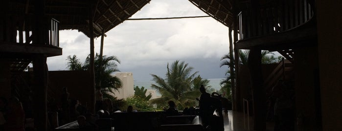 Gold Zanzibar House & Spa is one of ZNZBR.