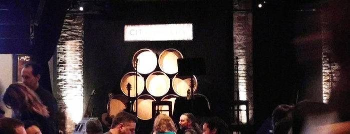 City Winery is one of The New Yorkers: Village Life.