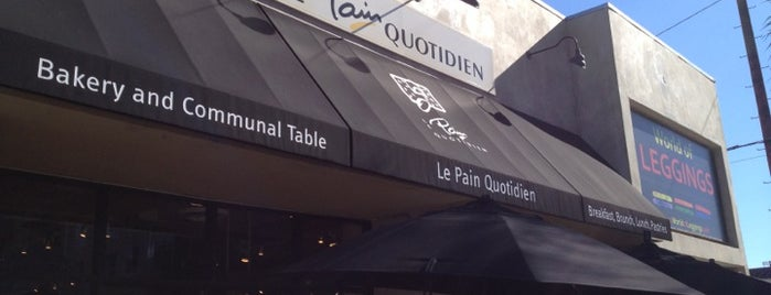 Le Pain Quotidien is one of Let's Walk There! (Near Mom).