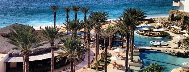 Grand Solmar Land's End Resort & Spa is one of Locais curtidos por Juan.