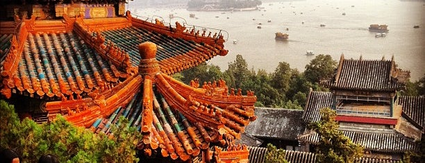 Summer Palace is one of Best Asian Destinations.