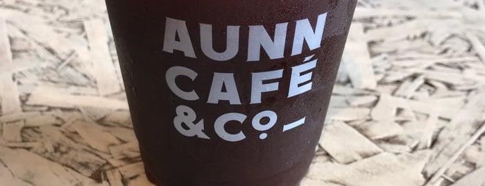 Aunn Café & Co is one of Gespeicherte Orte von Maria Grazia.