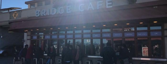 Bridge Cafe is one of Tempat yang Disukai Nacho.