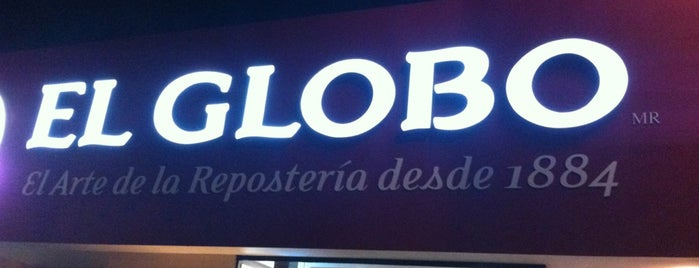El Globo is one of Locais curtidos por Nayeli.