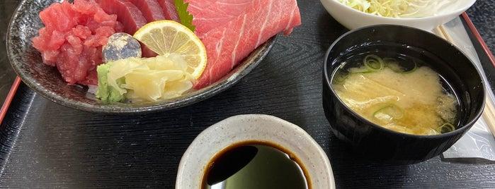 海鮮市場 旬恵 is one of Posti che sono piaciuti a Shigeo.