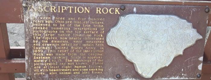 Inscription Rock Petroglyphs is one of สถานที่ที่บันทึกไว้ของ Noel.