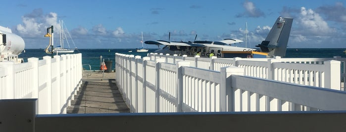Seaborne Airlines Seaplane St Croix Base is one of Lugares favoritos de Jeeleighanne.