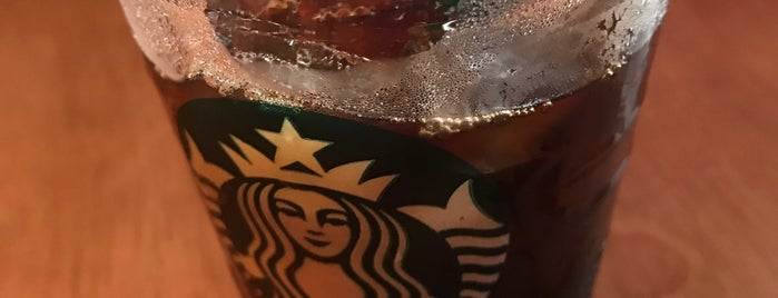 Starbucks is one of Lugares favoritos de Jeeleighanne.