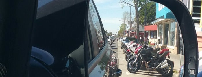Motoclub di Santa Monica is one of TheSpecialist Thought of Day.
