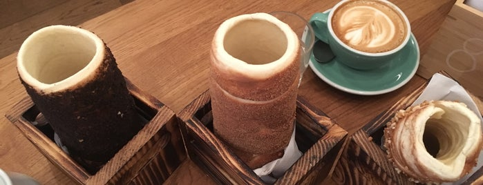Alma the Chimney Cake Factory is one of Paris.