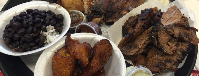 Smokemasters Ribs 'N Pollo is one of ATL says HELLO.