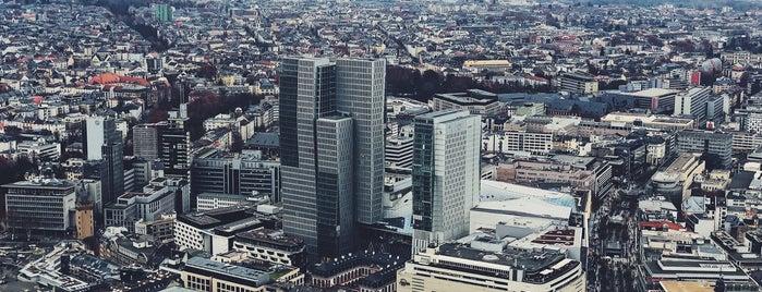 Main Tower is one of Lugares favoritos de Yanina.