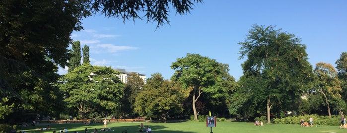 Stadtpark is one of Lugares favoritos de Yanina.
