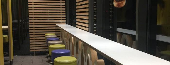 McDonald's is one of Lugares favoritos de Yanina.