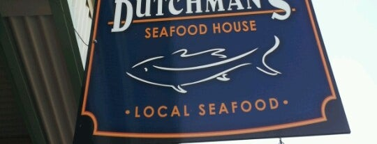 Dutchman's Seafood House is one of Orte, die Nicole gefallen.