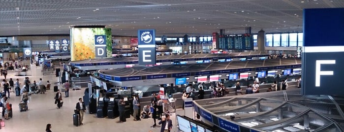 Terminal 1 is one of World AirPort.