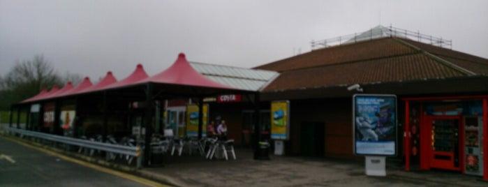 Chieveley Motorway Services (Moto) is one of Del : понравившиеся места.