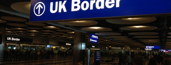 UK Border is one of Customer service flops :-(.