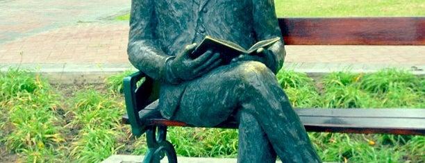 Parque Tradiciones is one of Perú, Lima..