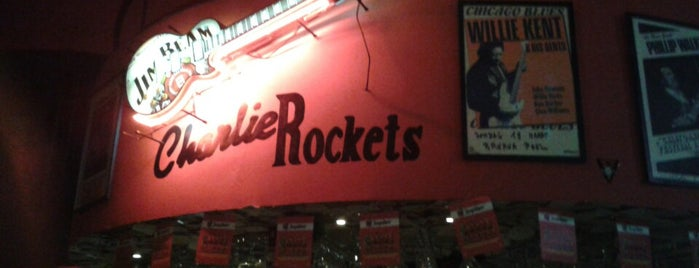 Charlie Rockets is one of VISITED BARS/PUBS.