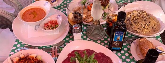 Restaurante Mena is one of Marbella.