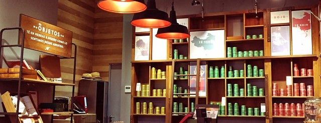 Inside Tea Connection is one of Viajo en Chile.