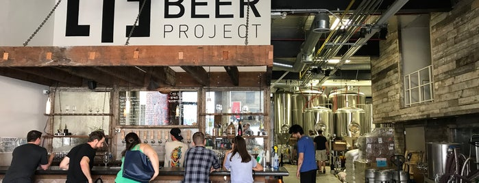 LIC Beer Project is one of Queens, NYC.