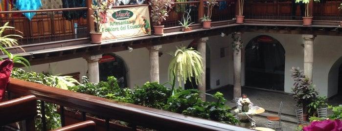 Café del Fraile is one of Food & Fun - Quito.