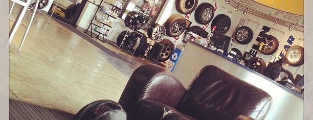 Fast Tire is one of สถานที่ที่ FJ ถูกใจ.