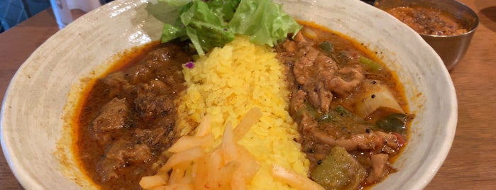 Spicy Curry Roka is one of Recommend ★★.