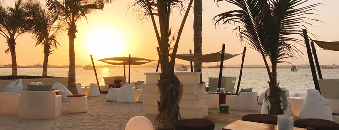 Jetty Lounge is one of The Ultimate Guide to Dubai.