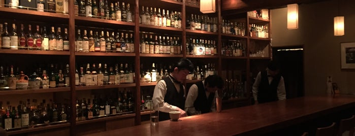 別館 Bar K家 is one of Kyoto.