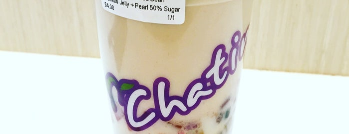 Chatime is one of Locais curtidos por John.
